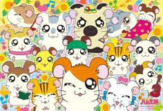 Let's take a quick jog around memory lane and remember those anime you used to watch and enjoy as kids. Feel the nostalgia and see if your favorites made the list and discover more that other children enjoyed. Hamtaro, Cartoon Characters, Fictional Characters, Cartoon Art Styles, Anime, My Childhood, Cool Kids, Fangirl, Hello Kitty