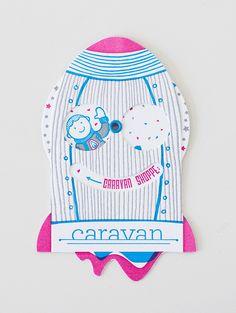 Ollibird | Caravan Shoppe Business Card