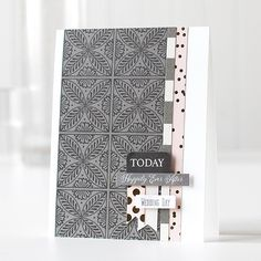 my world: All in One Place: Simon Says Stamp May Card Kit