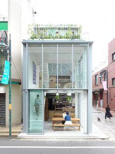 Soup Stock Tokyo / Yuko Nagayama & Associates