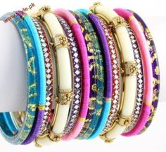 Girls Bracelets Design for Eid party