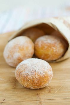 another secret...I really like doughnuts.  childhood favorite, ok? and these meyer lemon doughnuts sound out of this world good to me.