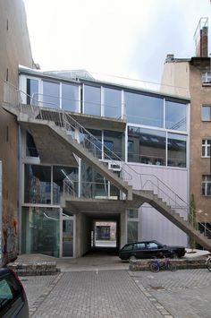 Studio and Gallery Brunnenstrasse 9 - Minimalissimo