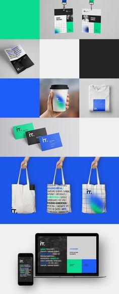 Event design branding - ITS Immersive Tech Summit – Event design branding Web Design, Game Design, Visual Design, Id Card Design, Logo Design, Website Design, Layout Design, Event Design, Design Tech
