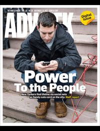 Are we all crazy, or just addicted to our digital devices? #hurricanesandy #blackout