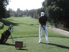 How to Hit Down on the Golf Ball with this Drill - YouTube