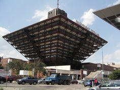Slovak Radio Building ,Bratislava, Slovakia