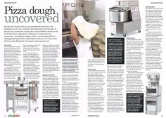 Our most recent double page spread in Pizza, Pasta and Italian Food magazine!