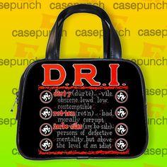 An6-dirty Rotten Imbeciles Dri Logo Handbag Purse Woman Bag Classic