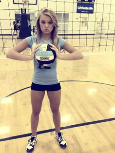 Volleyball pictures... I know this is off topic but I have this ball XD