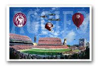 Texas A University  Officially Licensed Pano Stadium and Photo Art Prints