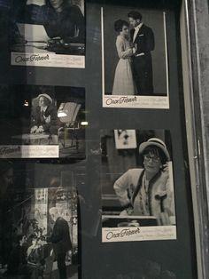Geraldine Chaplin plays an ageing Coco Chanel in Karl Lagerfeld's new film (Foto: SuzyMenkesVogue)
