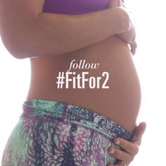 Follow our new #FitFor2 series as we chat with Chief Stylist @GingerRessler about how she lives a fun, fit + fashionable pregnancy.
