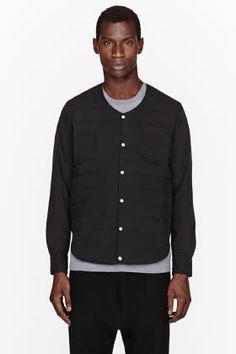 Sasquatchfabrix Black Down Dabo Shirt