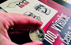 Pri príležitosti jubilea, 100. výročia vzniku Česko-Slovenska, ponúka Národná Pokladnica v spolupráci s neziskovou organizáciou Post Bellum nádhernú pamätnú medailu pre každého ZADARMO. Playing Cards, Playing Card Games, Game Cards, Playing Card