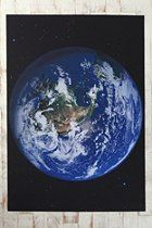 Trompe L'Oeil Floor Mat - Earth  #UrbanOutfitters, spare room?