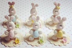 Toppers pascuas