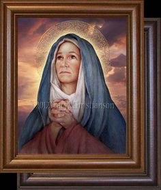 Born in the early 300s, St. Monica is known for her perseveration in prayer. After enduring an unfaithful husband and immoral son, St. Monica's prayers prevailed! Her husband was baptized one year before his death, and her son is the great St. Augustine of Hippo.