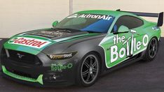 A Ford Mustang could be on the Supercars grid as soon as 2017 | Daily Telegraph