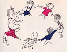 """atelier pour enfants: """"A Kiss is Round"""""""