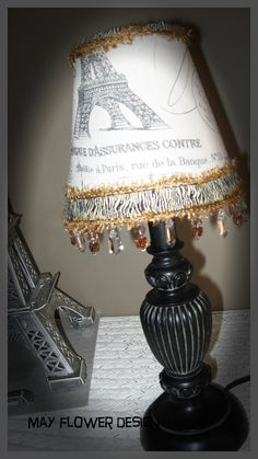 Check out this item in my Etsy shop https://www.etsy.com/listing/163920480/french-inspired-bedroom-lamp