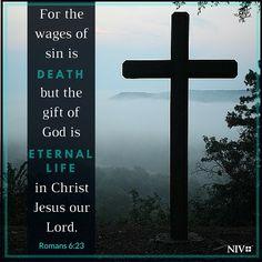 NIV Verse of the Day: Romans 6:23