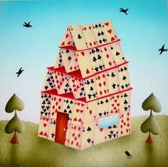 House of Cards - ValGal Art