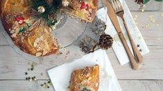 Roscón de Reyes fácil Tapas, Spanish Food, Camembert Cheese, Dairy, Gluten Free, Cooking Recipes, Gluten Free Recipes, Fast Recipes, King Cakes