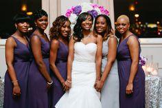 An Elegant Wedding In Dallas, Texas - Munaluchi Bridal Magazine