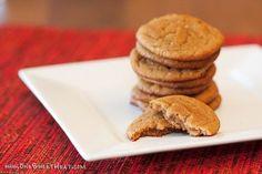 Grain-Free Peanut Butter Pie Cookies