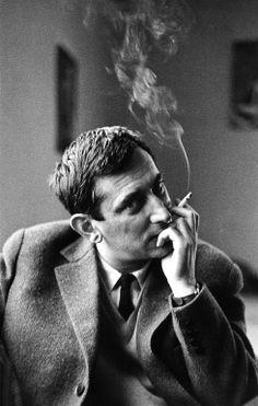 Wiesław Prażuch, Gustaw Holoubek, 1960 / MNW