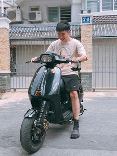 New Vespa, Vespa 150, Moto Car, Moto Bike, Vespa Lambretta, Vespa Scooters, Vespa Tuning, Mods Style, Custom Vespa