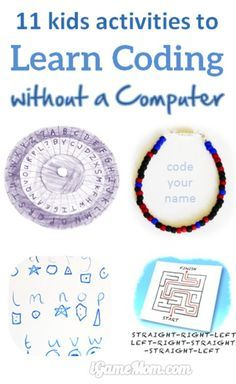 Can you learn coding without a computer? These 11 fun activities for kids teach them basic coding concepts off-screen. Check them out and see what fundamental coding concepts you can teach your child without a computer. Best Parenting Tips Learn Computer Coding, Learn Coding, Computer Science, Computer Programming, Kids Coding, Coding For Children, Elementary Computer Lab, Kids Computer, Programming For Kids