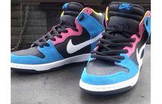 "Nike SB Dunk High ""Bazooka Joe"""