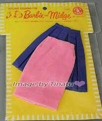 1964 Barbie & Midge - (Teen-Age Fashions For) #