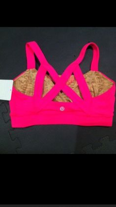 01a7007f20 CMH bra Paris Pink. Kerris Chinery · My Lululemon Collection · Just ...