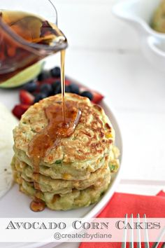 """Top them with syrup for breakfast or sour cream for """"brinner."""" Get the recipe from Delish.   - Delish.com"""