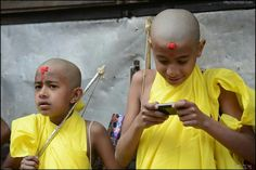 Expression of the nepalese.