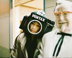 Pentax 67 = Monster 67