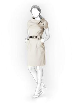 4106 kjole