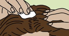 Learn The Causes And All-Natural Solutions For Female Hair Loss via LittleThings.com