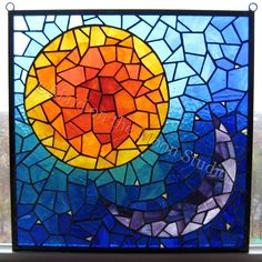 Abstract stained glass is limitless, open to interpretation and it allows us to stretch our imaginations. The stained glass medium lends itself extremely well to these designs. Sometimes, a type or...
