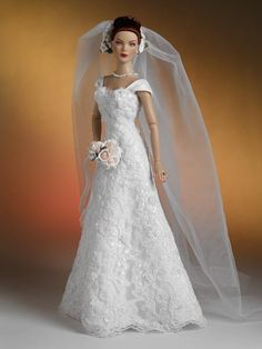 Tyler Wentworth Collection Tyler Wentworth Bride - Tonner Doll Company…