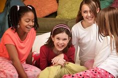 Sleepover Party Games For Your Tweens