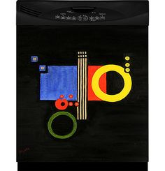 Appliance Art 'Breaking Up' Dishwasher Cover