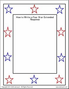 A creative way to write a paper?