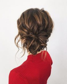 updo hairstyle,updo wedding hairstyles with pretty details,updo wedding hairstyles ,updo wedding hairstyle,updo ideas frisuren haare hair hair long hair short Unique Wedding Hairstyles, Pretty Hairstyles, Easy Hairstyles, Hairstyle Ideas, Bridal Hairstyles, Bridesmaid Updo Hairstyles, Bridesmaid Hair Updo Messy, Chignon Hairstyle, Strapless Dress Hairstyles