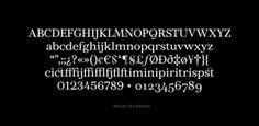 Messine Typeface by Nouvelle étiquette, via Behance