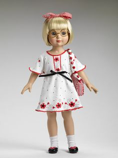 """Some Cause Happiness - 18"""" Ann Estelle 