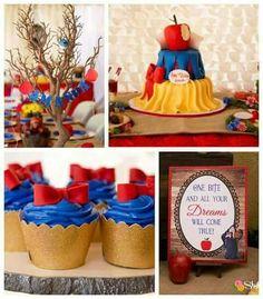 37 Mejores Imagenes De Fiestas Tema Blanca Nieves Snow White